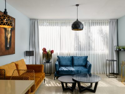 Grand Deluxe 60sqm Two Bedroom Apartment | Liber Apartments