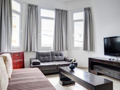 Spacious Two Bedroom Apartment | Liber Seashore Apartment