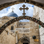 via dolorosa 150 Biblical sites in Tel Aviv and around